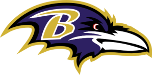 As of Week 13, the Ravens are the AFC's #6 playoff seed.